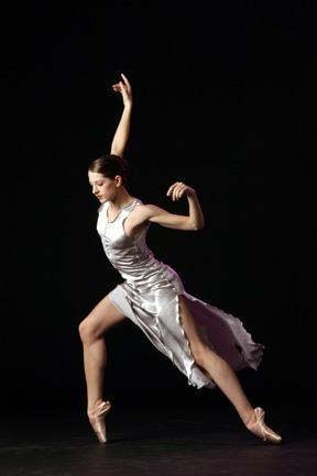 Foto di danza contemporanea for Immagini di ballerine di danza moderna